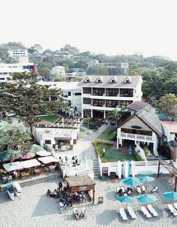 San Juan Surf Resort
